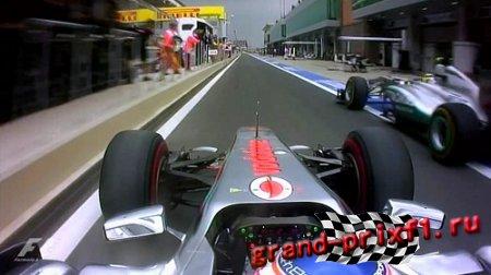Официальный клип Гран-При Кореи 2011