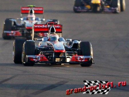 Гран при с Алексеем Поповым: Абу-Даби 2011