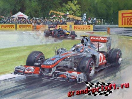 Онлайн Гран при Канады 2011 (Монреаль)моменты