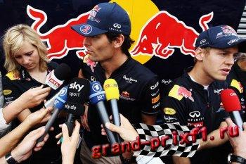 Интервью с пилотом Формулы 1