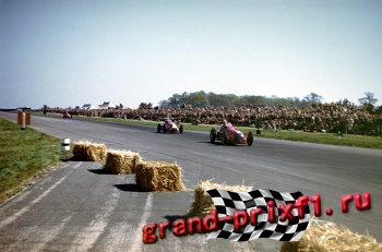 Гран-При Великобритании 1950. Обзор этапа