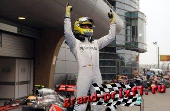 Гран-При Китая 2012. Музыкальный обзор