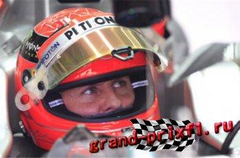 Шумахер о своей гонке в Бахрейне