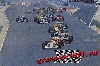 Онлайн Гран-при ЮАР 1993 (Кьялами)