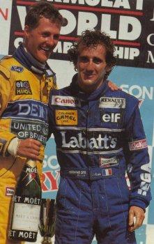 Онлайн Гран-при Канады 1993 (Монреаль)
