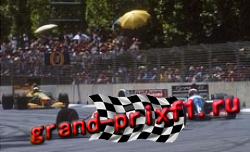 Онлайн Гран-при Австралии 1993 (Аделаида)