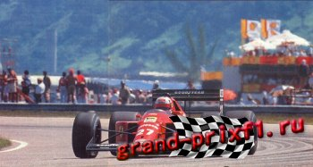 Онлайн Гран-При Бразилии 1989