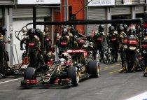 Lotus команда как семья