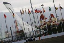 Краткий обзор второй практики Гран-При в Сочи