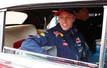 Даниил Квят на Гран-При США 2015