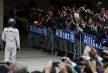 Нико Росберг о своём поступке на Гран-При США 2015