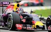 Red Bull и Renault двигатели