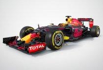 Red Bull - новая машина RB12