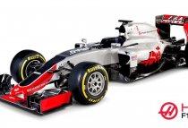 Машина команды Haas F1 Team