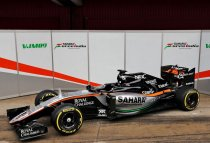 Force India - новая машина