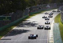 Громкость двигателей Формулы 1