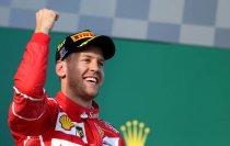 Победа Феттеля , или Ferrari на высоте
