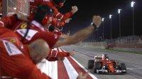 Гонщик Гран-При Бахрейна 2017