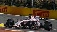 В Force India о своих впечатлениях