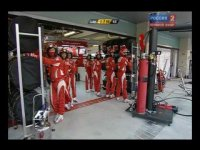 Гран-При Абу-Даби (2010) , Авария Шумахера и Льюцци