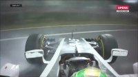 Гран-При Австралии (2016) Авария Фернандо Алонсо и Гутьерреса