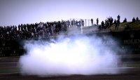 Авария Ферстаппена и Феттеля. Гран-При Китая 2018