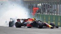 Авария Red Bull подчеркнула проблемы современных машин Ф1