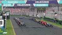 Старт Гран-При Австралии 2019