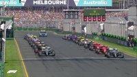 Лучшие моменты гонки ГП Австралии 2019