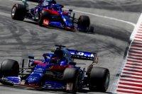 Toro Rosso объяснила заминку на пит-стопе Квята: