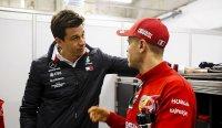 Вольф поделился соображениями о новом пилоте для Mercedes