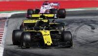 Риккардо расстроился из-за отсутствия у Renault командной тактики