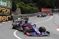 Toro Rosso впервые набрала столько очков, сколько заслужила