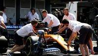 McLaren снял с Норриса вину за неудачную квалификацию в Хоккенхайме