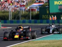 Honda уменьшила отрыв Red Bull Racing