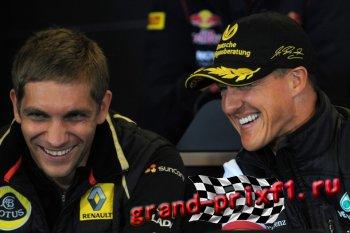 ������ vs Schumacher